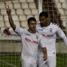 aridane dani rodríguez celebración gol