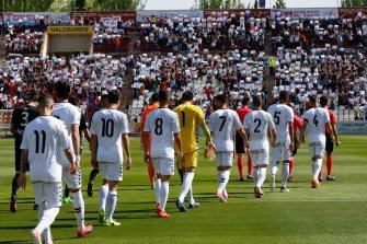 afición tifo gol sur Albacete-Toledo 2017 MEJOR2017