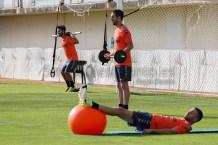 Entrenamiento Ciudad Deportiva Albacete 19-7-17-21