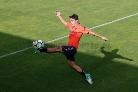 Entrenamiento Ciudad Deportiva Albacete 19-7-17-30