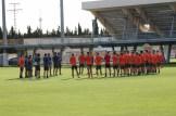 Entrenamiento Ciudad Deportiva Albacete 19-7-17-8