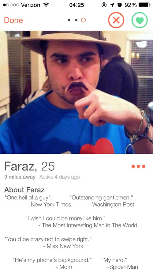 Guys, here are 4 Steps to #winning Tinder - 5meanders com