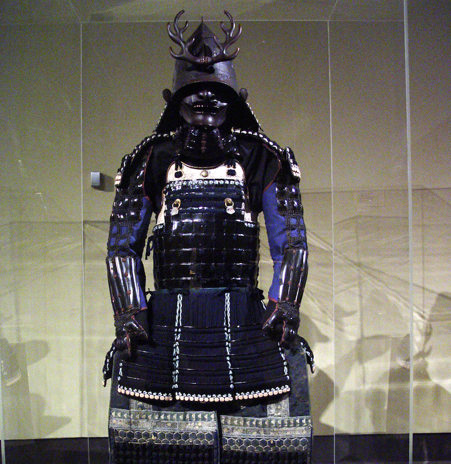 WLA_lacma_Japan_Samurai_Armor_of_the_Gusoku_type