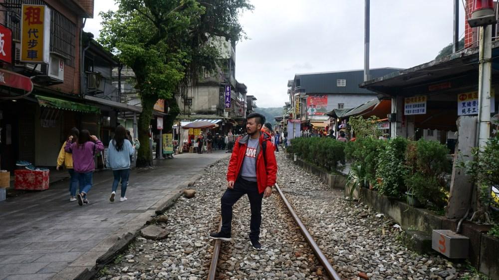 Shifen Track