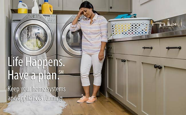 Win 5000 Worth Of GE Appliances From American Home Shield