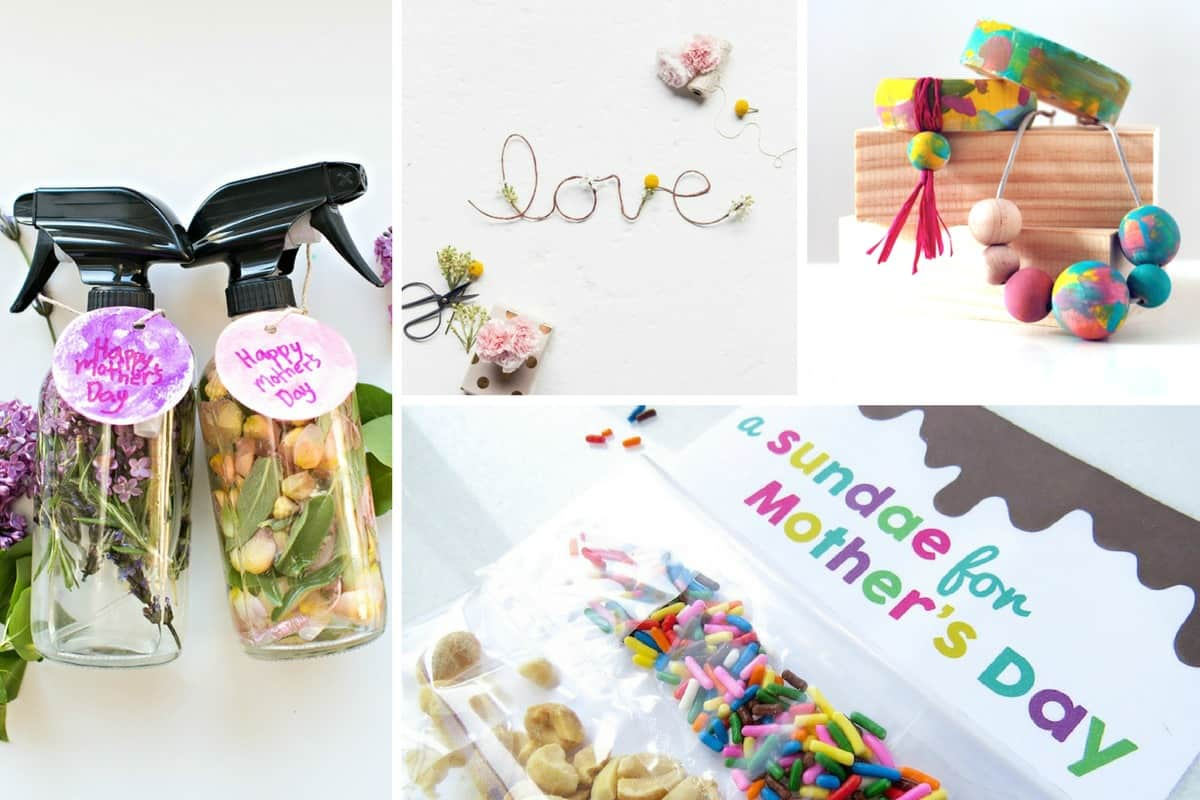 20 Creative Mother S Day Ts Kids Can Make