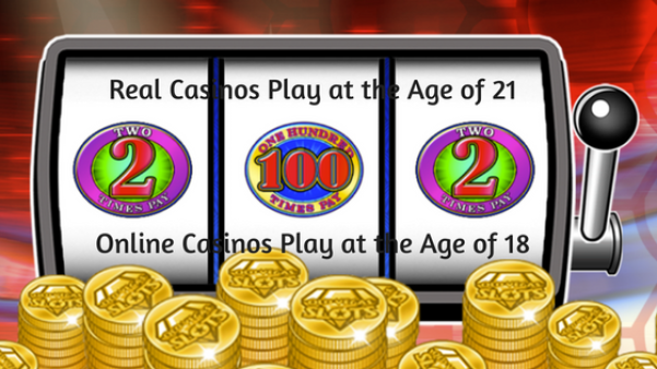 Age to play at US Casinos