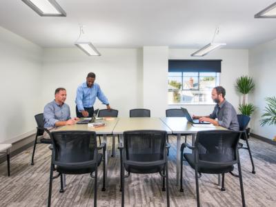 Loft Space, Conference Configuration