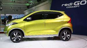 compact hatchback Datsun Redi Go