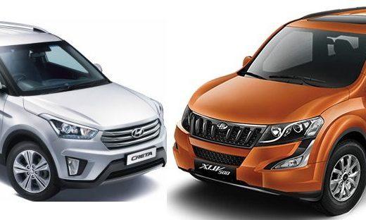 Hyundai-Creta-AT-vs-Mahindra-XUV500-AT