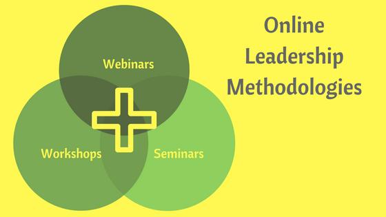 leadership development webinars