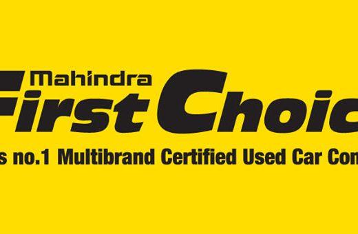Mahindra First Choice Wheels Logo