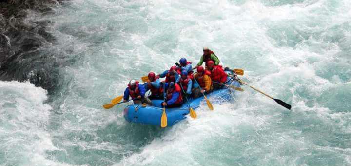River Rafting Rishikesh
