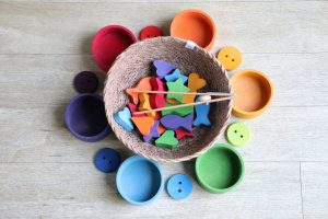 playing developmentally appropriate kindergarten