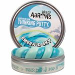 Crazy Aarons thinking putty #5SLL #5sensesLL #normalisoverrated #homeschool #neurodiversehomeschooling #adhdhomeschooling #specialneedshomeschooling