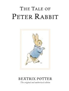 book cover The Tale of Peter Rabbit by Beatrix Potter