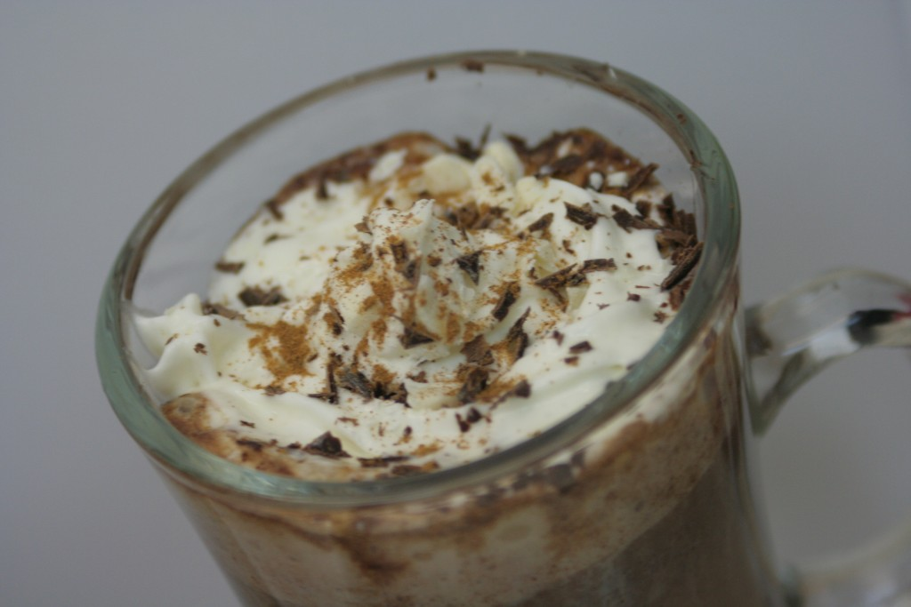 hot chocolate 112
