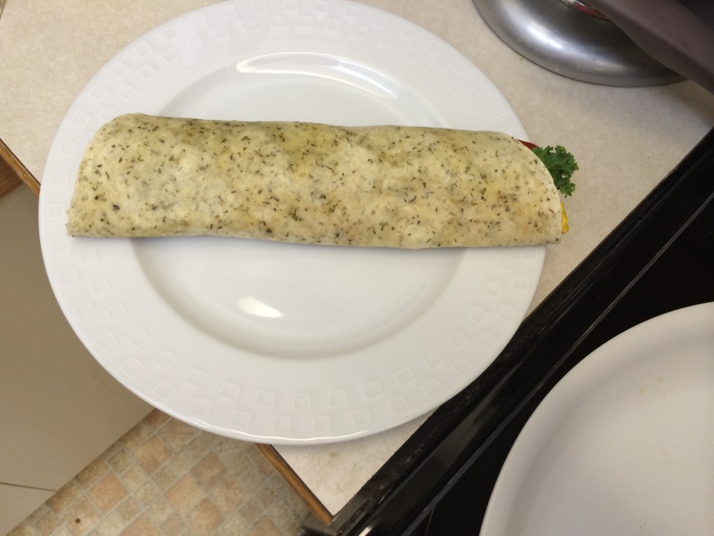Veggie Wrap - Your Art