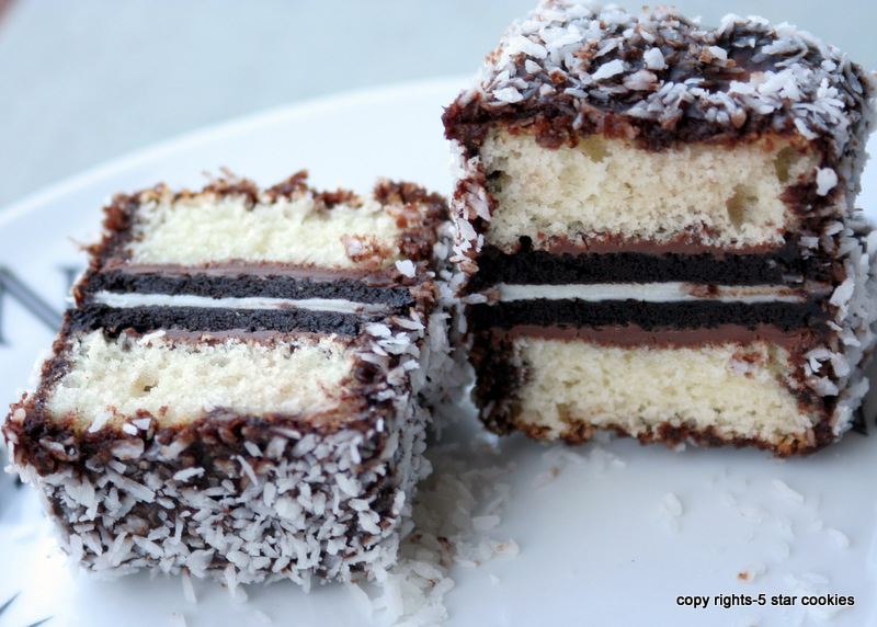 Baking - Coconut Cake
