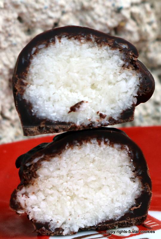5starcookies coconut couple