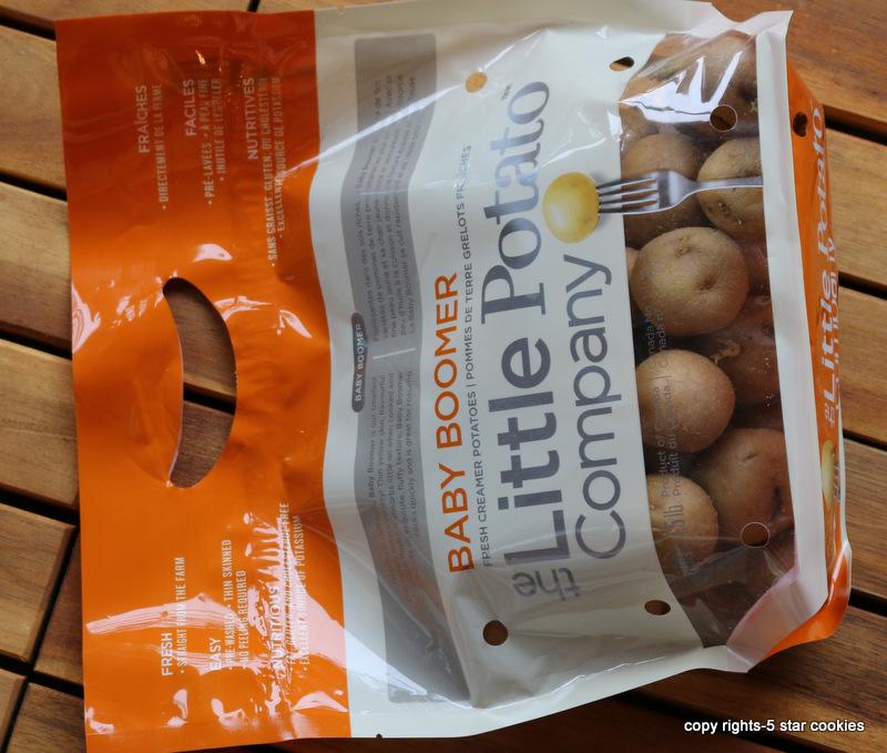 5starcookies potato in bag