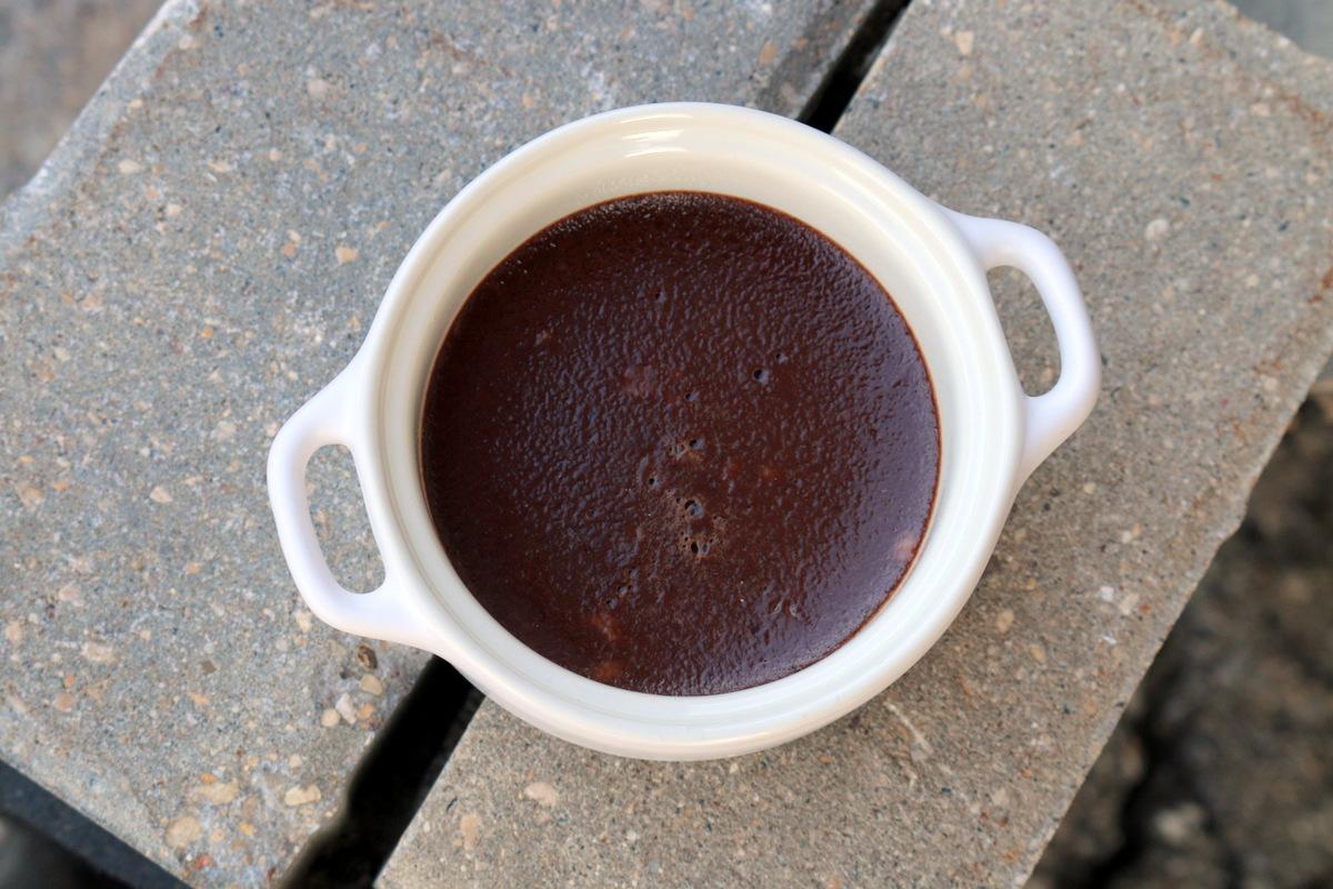 Nutella Pots de Creme of the best food blog 5starcookies