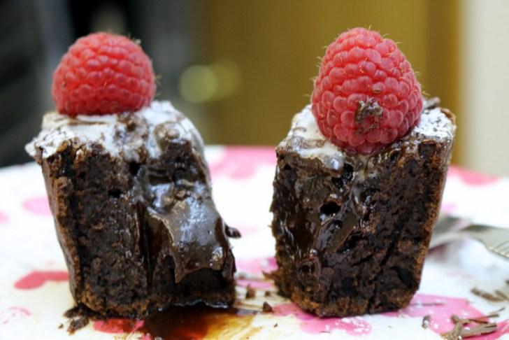 5starcookies the best chocolate lava cake of 5starcookies