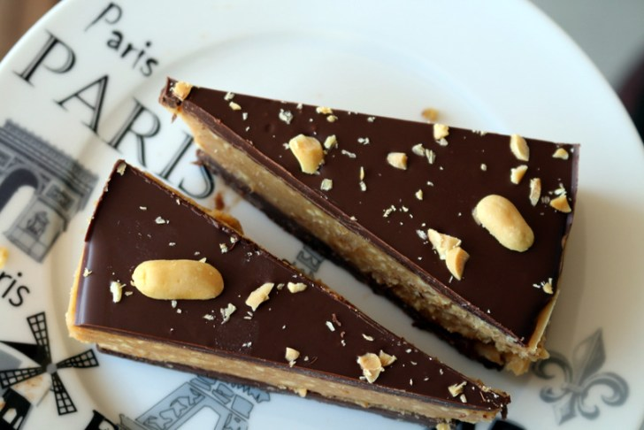 the best peanut butter and chocolate torte from the best food blog 5starcookies