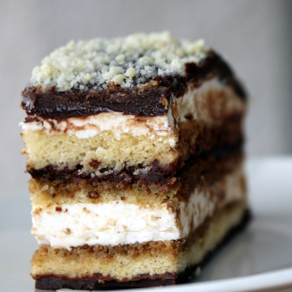 Opera Cake from the best food blog 5starcookies