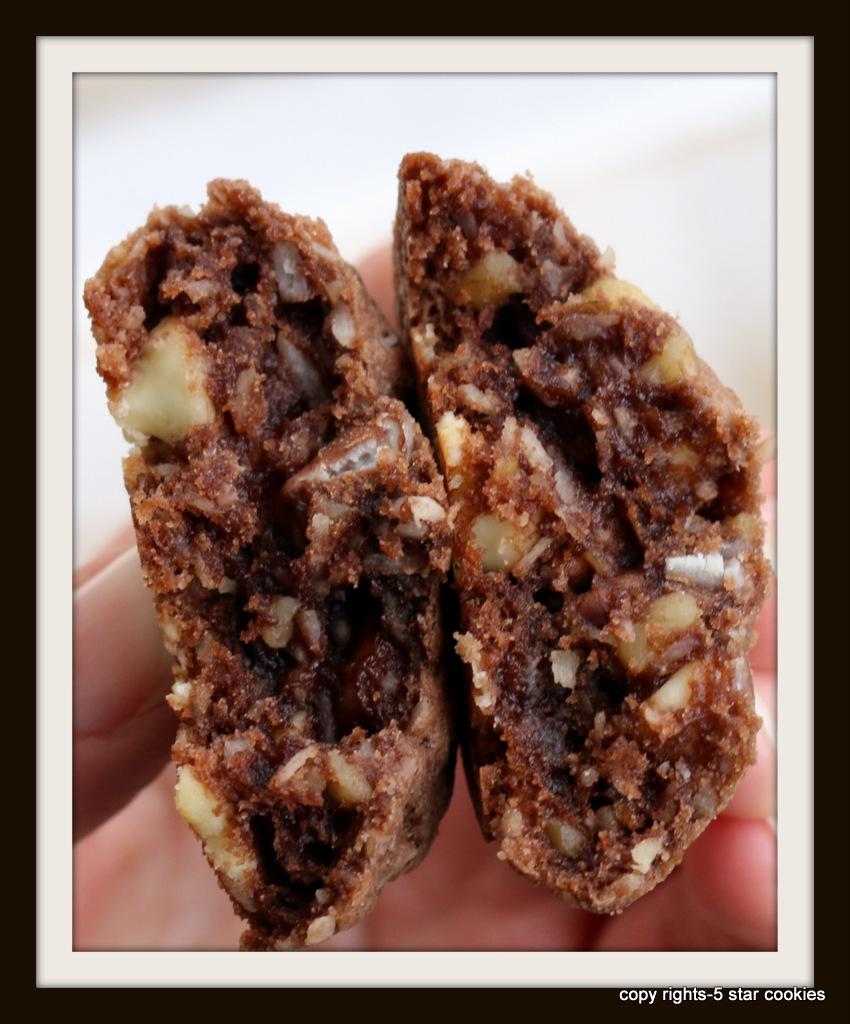 Chocolate Lovers Dream Cookies-let's enjoy our cookies
