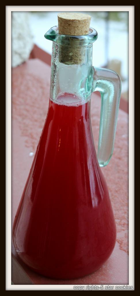 Cranberry Juice from 5starcookies-Store in jars or bottles