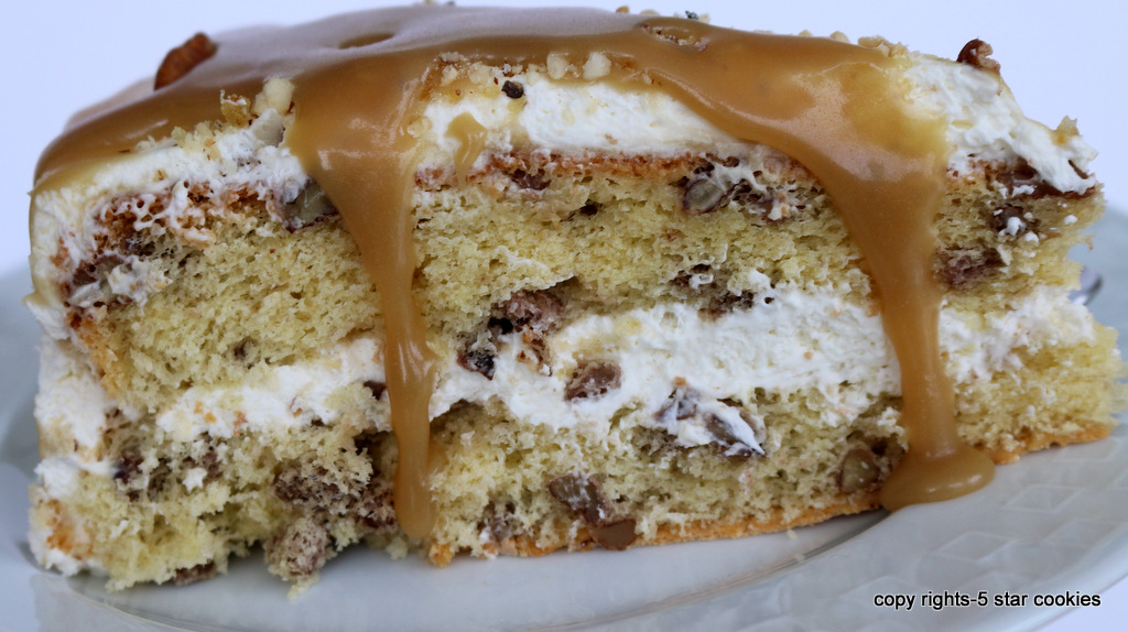 shmoo torte from the best food blog 5starcookies-The shmoo torte comes from Winnipeg