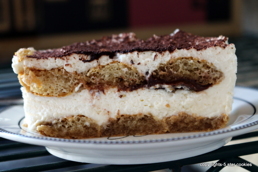 tiramisu from the best food blog 5starcookies