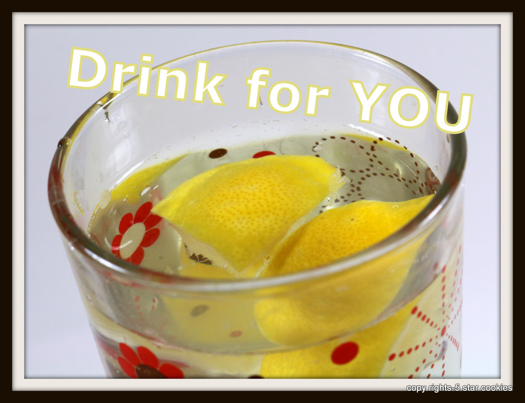 Alkaline water Drink for you from 5starcookies