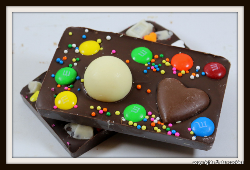 Valentine Love Chocolate from the best food blog 5starcookies - Enjoy your chocolate