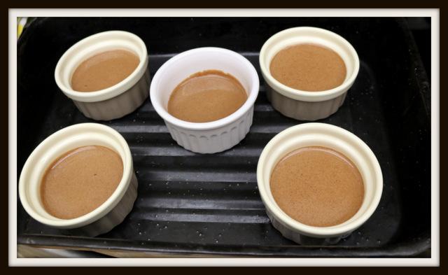 Nutella Red Wine Pot de Creme from the best food blog 5starcookies-bake the best Nutella Red Wine pot de creme
