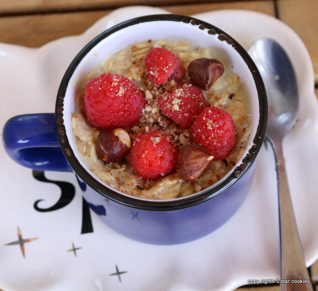 Sunshine Horse Breakfast from the best food blog 5starcookies-get your spoon and enjoy