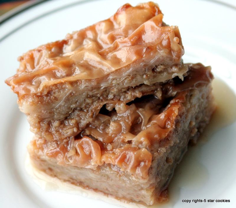 baklava from the best food blog 5starcookies