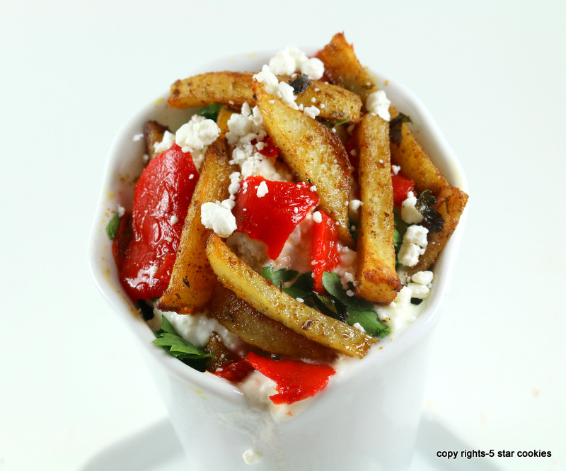 French fries oven life from the best food blog 5starcookies -enjoy and share
