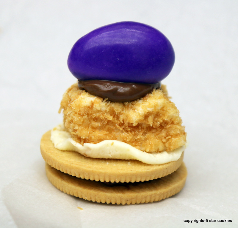 Golden Oreo Addition from your best food blog 5starcookies