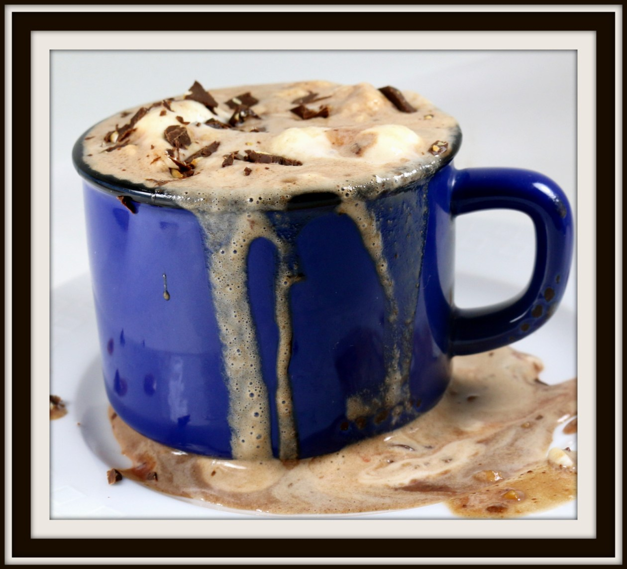 homemade hot chocolate from the best food blog 5 star cookies-enjoy