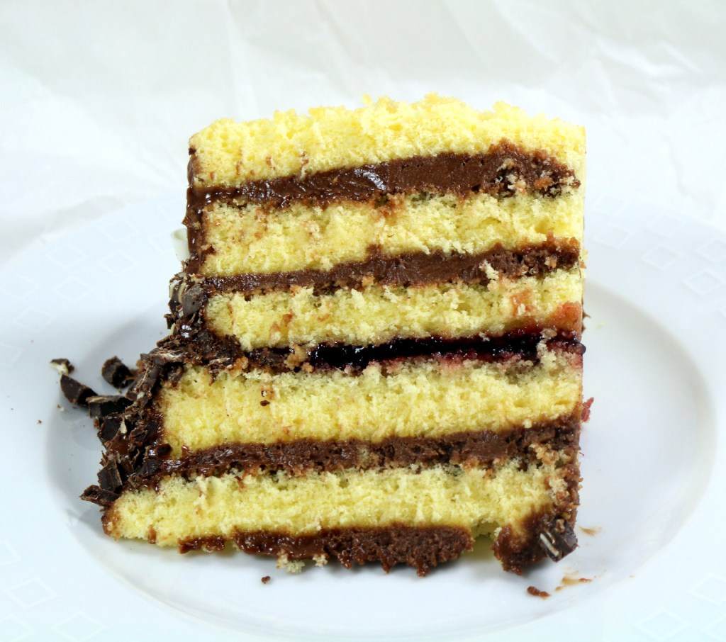 Vintage Grandma's Nostalgia Cake from the best food blog 5starcookies