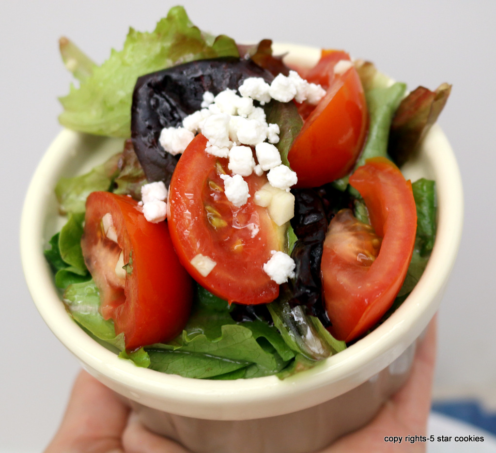 Healthy salad from the best food blog 5starcookies-healthy salad for your body