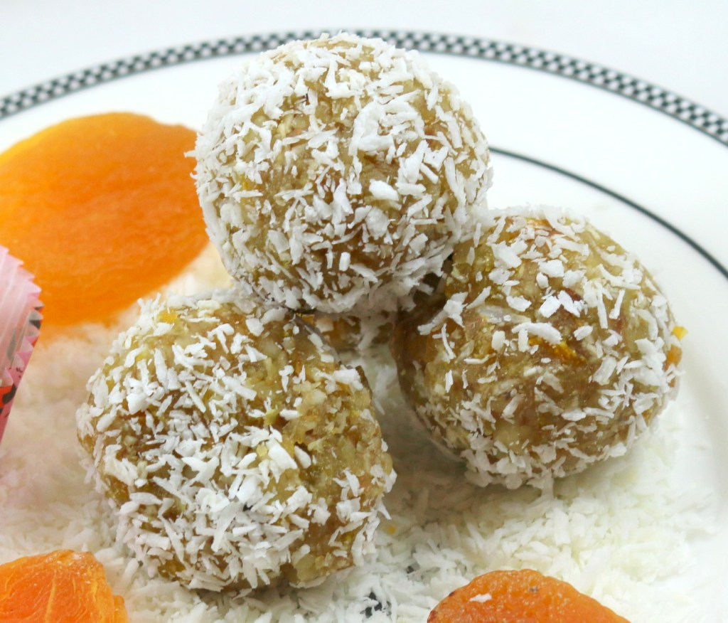 apricot coconut bombs