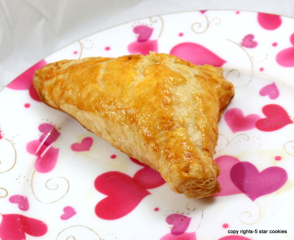 cheese puff pastry from the best food blog 5starcookies -bake at 425 and enjoy