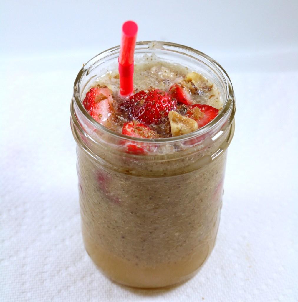 Apple Chia Healthy Drink from the best food blog 5starcookies-say bye bye bye to toxins