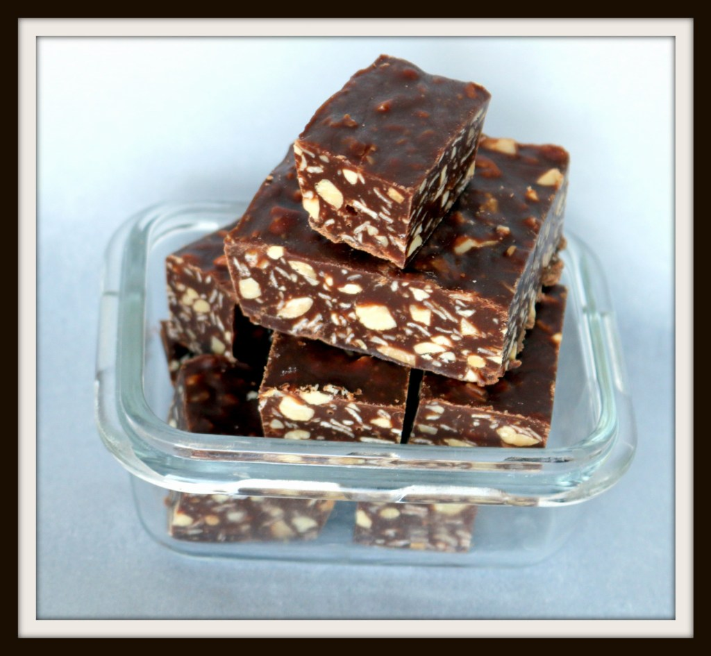 eat-more bars recipe from the best food blog 5starcookies - famous chocolate from Canada