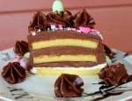 gf nutella chocolate cake from best food blog 5starcookies