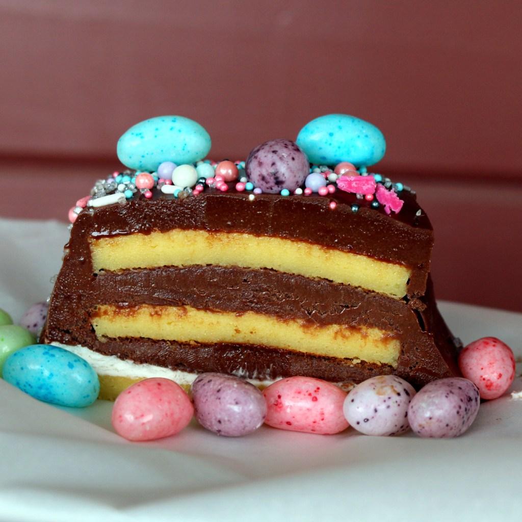 gluten free nutella chocolate torte from the best food blog 5starcookies -enjoy this amazing GF torte