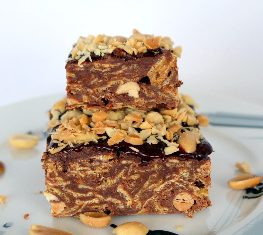 Homemade baby ruth bars from the best food blog 5starcookies